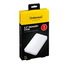 Intenso | Harddisk | Extern | 1 TB | USB 3.0 | 2,5 inch | Portable | Wit