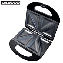 Daewoo | Contact Grill | 24,5 x 11 x 25cm | Small | SYM-1250