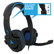 Play PL3320 Comfortabele over-ear Gaming Headset